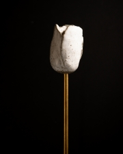 Ceramic tulips for Vänhem keramik website